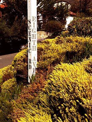 Carmel Beach Easy Access