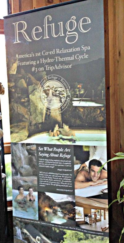Refuge Spa Carmel CA Rated Number Three On Trip Advisor