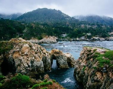 Point Lobos Beach Honeymoon Getaway