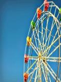 Santa Cruz Boardwalk Ferris Wheel